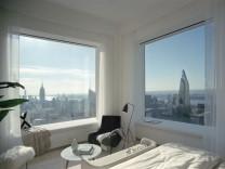 """Bildband über New Yorker Luxus-Wohnungen: """"Man ist da oben der Realität entrückt"""""""