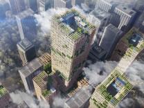 """Architektur: """"Wir verwandeln die Stadt in Wald"""""""