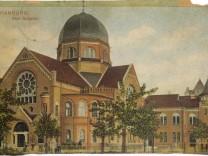 Synagoge in Hamburg: Lückenbüßer