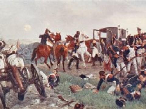 Geschichte: Wie riecht das Schlachfeld von Waterloo?
