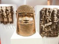 Debatte um Raubgut: Maas für Restitutionen der Benin-Bronzen