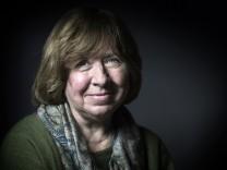 """Swetlana Alexijewitsch: """"Es könnte einen Bürgerkrieg geben"""""""