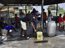 Vereinte Nationen: Karibikinsel St. Vincent nach Vulkanausbruch ohne sauberes Wasser