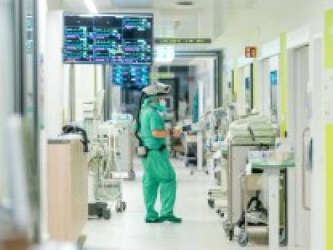 Corona-Pandemie: So ernst ist die Lage auf den Intensivstationen