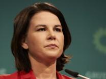 Grüne: Baerbock hat im Fall Palmer wenig zu gewinnen