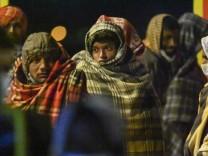 Italien: Das Flüchtlingsdrama im Mittelmeer spitzt sich erneut zu