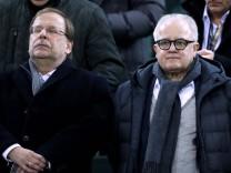 DFB: Schenkelklopfer statt Großreinemachen
