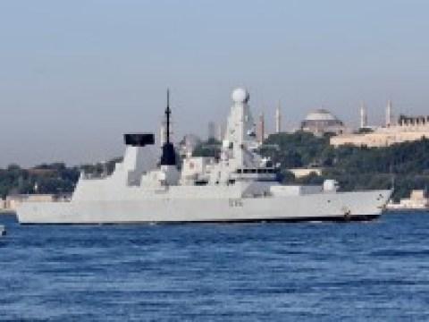 Schwarzes Meer: Russland warnt britisches Kriegsschiff mit Schüssen