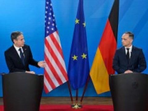 US-Außenminister Blinken in Berlin: Nord Stream 2 stört die Harmonie
