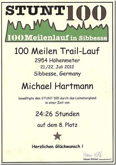STUNT100 - 2012-klein - Urkunde