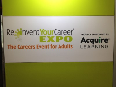 150530 Reinvent Your Career Expo Melbourne 2015