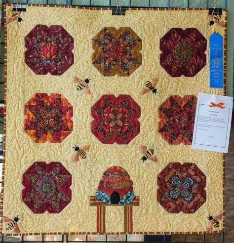 Autumn Garden quilt show