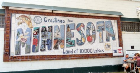 Amazing Mosaic at the MN State Fair