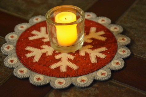 candle mat-5