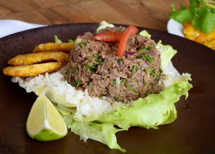 Salpicón de Res (Honduran Chopped Beef)