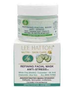Αναζωογονητική μάσκα προσώπου Lee Hatton