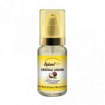 Σιλικόνη μαλλιών Splend'Or με άρωμα καρύδας
