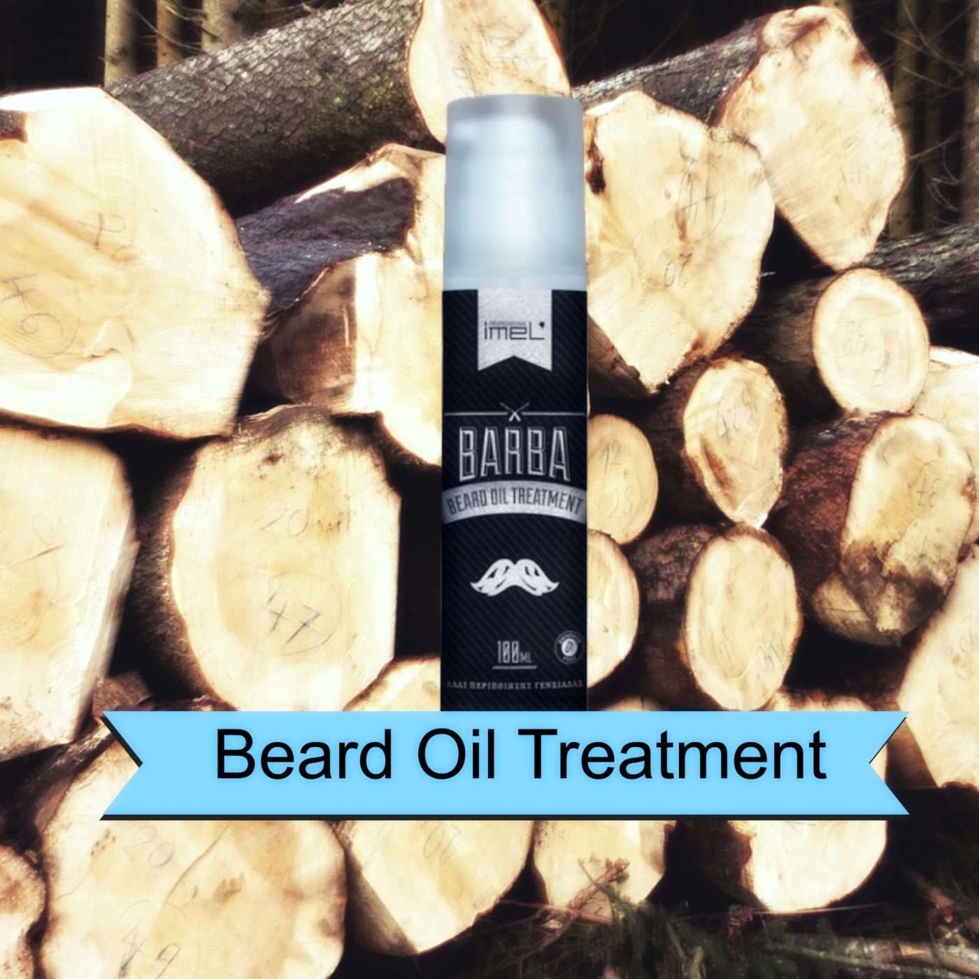 BARBA -Beard Oil treatment