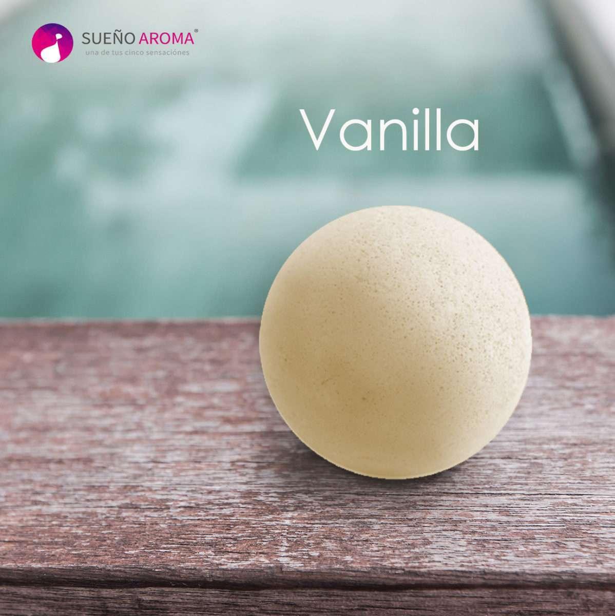 Αρωματικές βόμβες οξυγόνου - vanilla