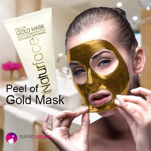 peel of gold mask 100ml