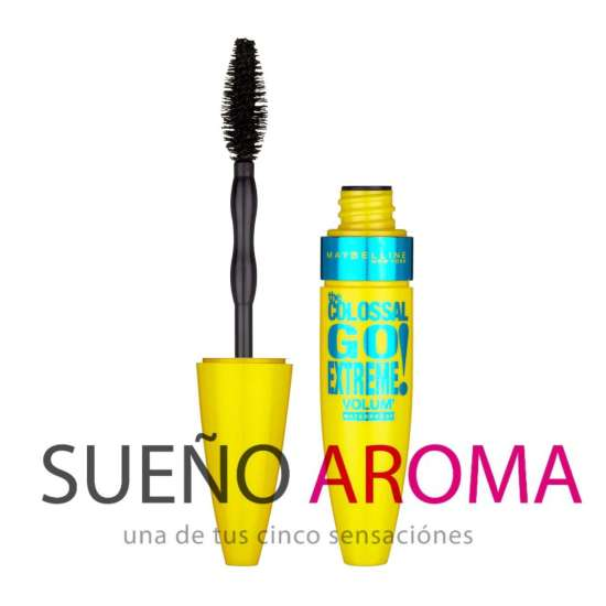 The Colossal Go Extreme Volum Express Waterproof Mascara Maybelline