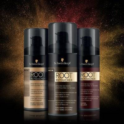 Schwarzkopf Root Retoucher (spray κάλυψης ρίζας)