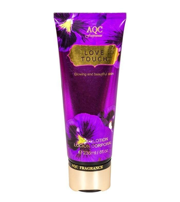 Body Lotion Love Touch 236ml AQC Fragrances (IDC Institute)