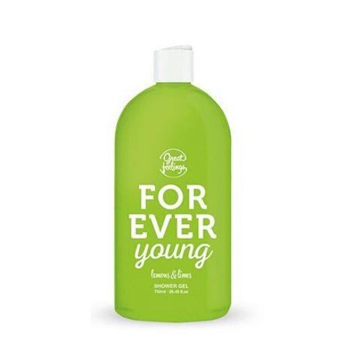 IDC Forever Young Shower Gel Lemons & Limes Αφρόλουτρο λεμόνι & λάιμ 750ml