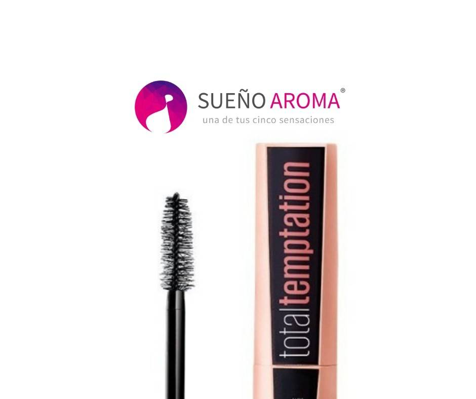 Total Temptation Maybelline Mascara Black 8.6