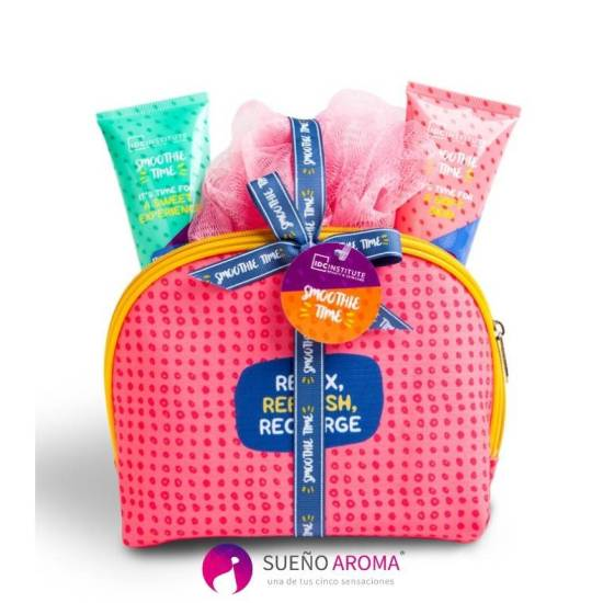 Idc Smoothie time giftset - σετ μπάνιου
