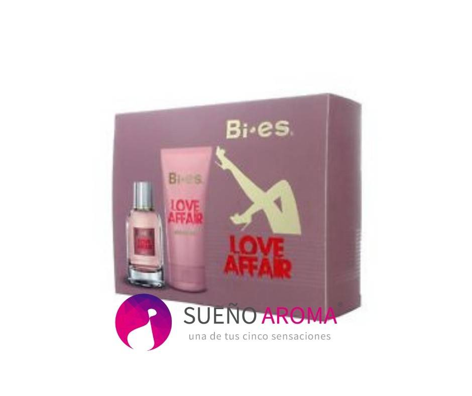 Bi • es - Love Affair Giftset for Women