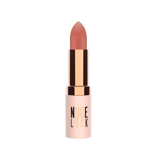 Golden Rose Nude Look Perfect Matte Lipstick 02 Peachy Nude 4.2gr