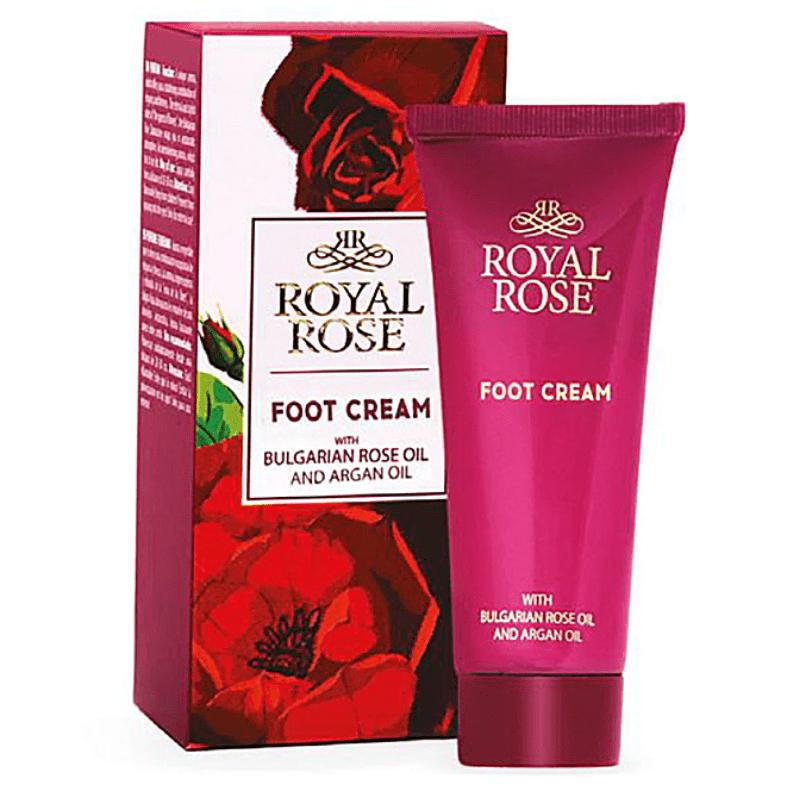 Biofresh Royal Rose Foot Cream Κρέμα Ποδιών 75ml