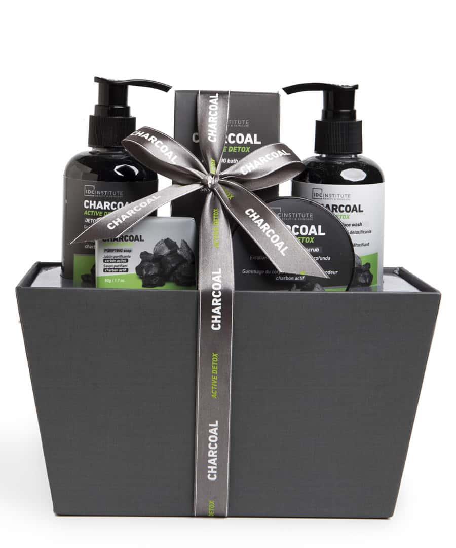IDC Charcoal gift set