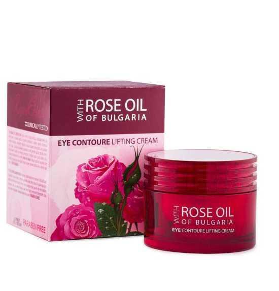Κρέμα Ματιών Eye contour lifting cream Regina Roses - Biofresh