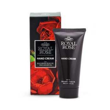 Κρέμα Χεριών Royal Rose for Men - Biofresh