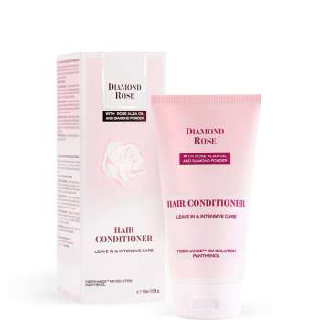 Conditioner Μαλλιών leave in & intensive care Diamond Rose - Biofresh