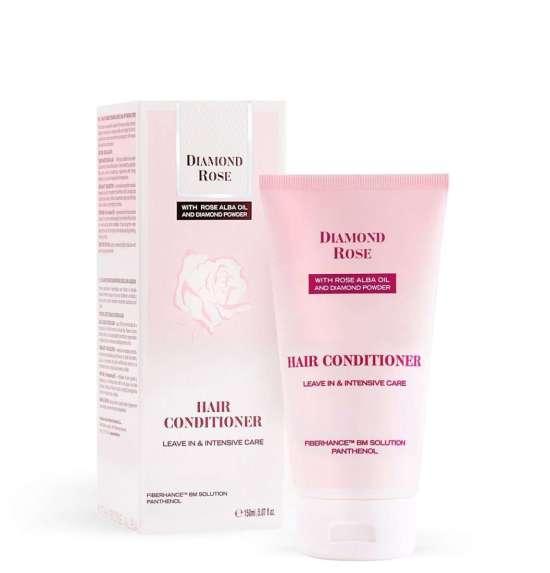 Conditioner Μαλλιών leave in & intensive care Diamond Rose - Biofresh