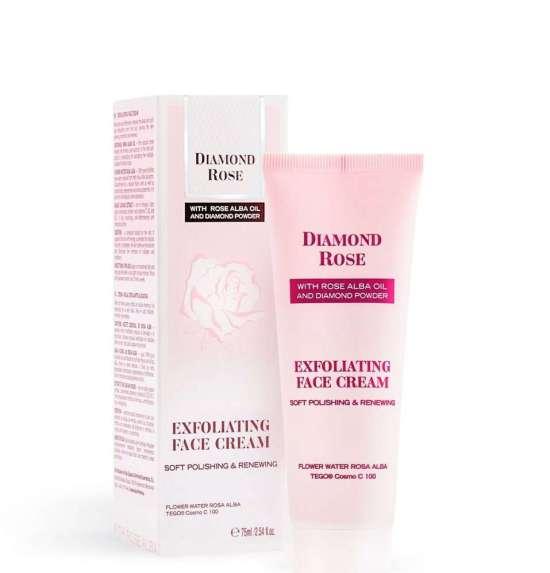 Απολεπιστική Κρέμα Προσώπου Diamond Rose - Biofresh