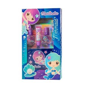 Παιδικό Σετ Ομορφιάς Martinelia Hello Mermaid 5τεμ