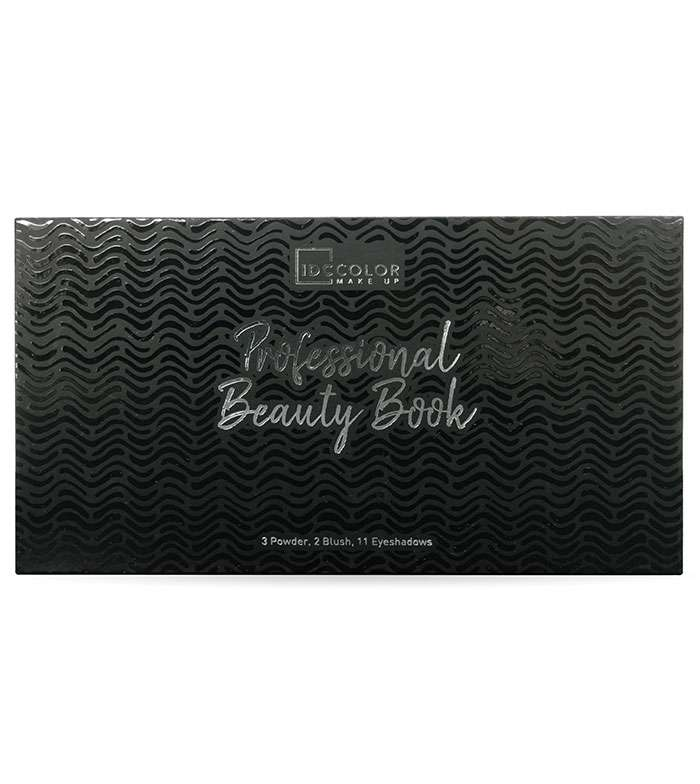 IDC Professional Beauty Book Makeup Palette