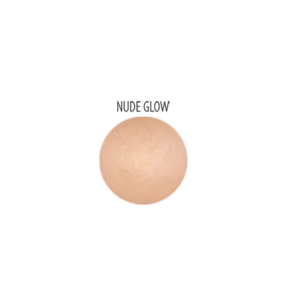 Golden Rose Nude Look Sheer Baked Face Powder