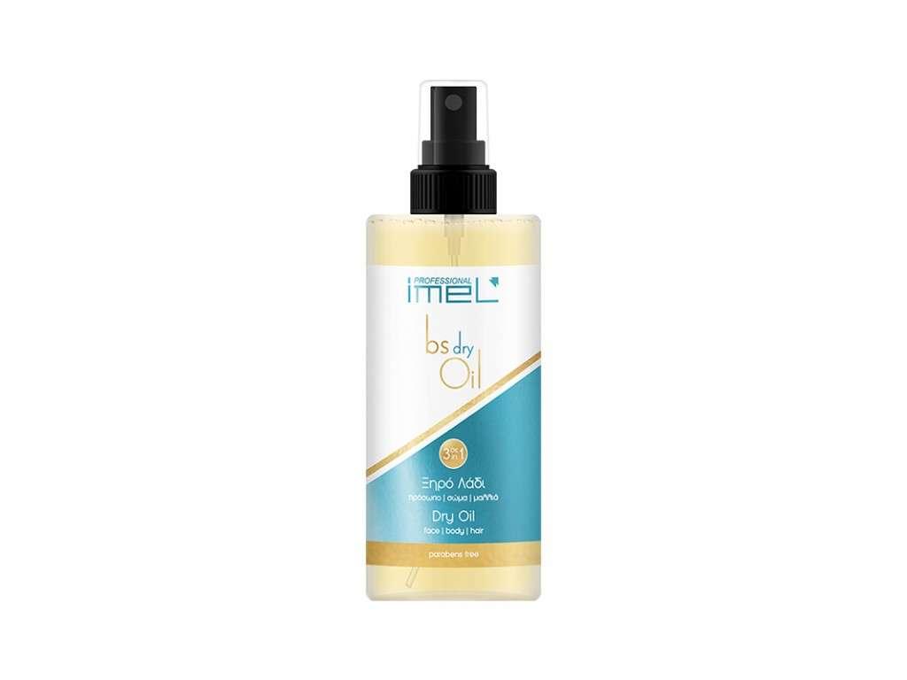 Ξηρό Λάδι για Μαλλιά, Σώμα & Πρόσωπο Με Argan Oil