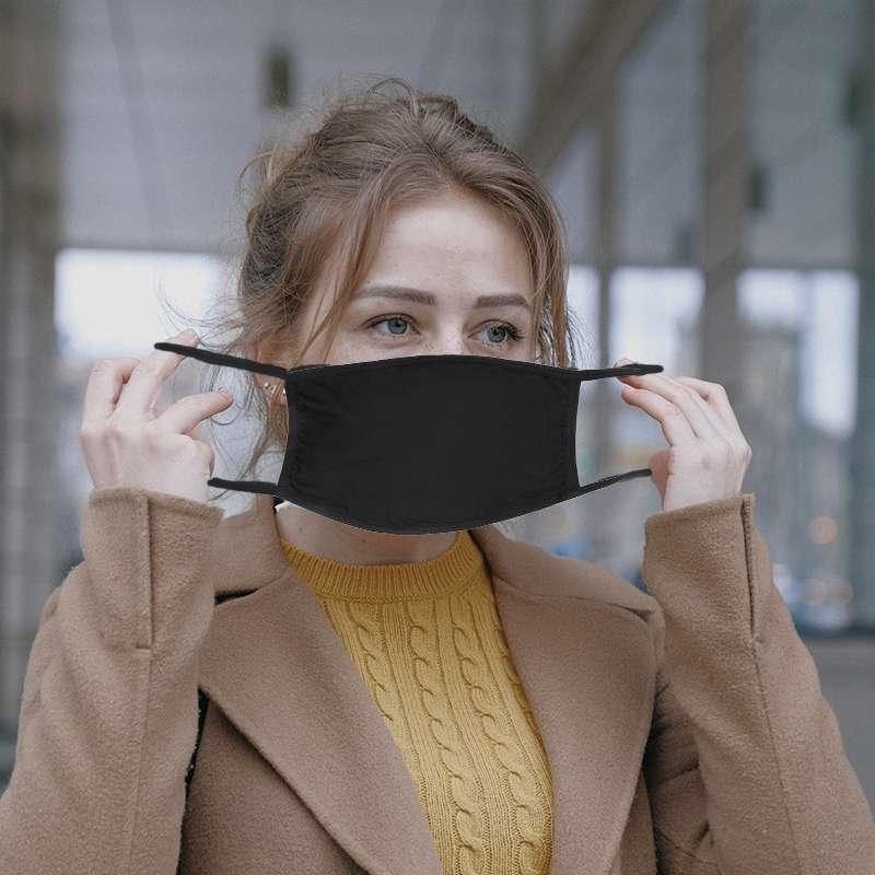 Μάσκα Προστασίας Βαμβακερή Πολλών Χρήσεων