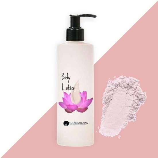 Body Lotion Pure Perfume Powder Cloud 200ml