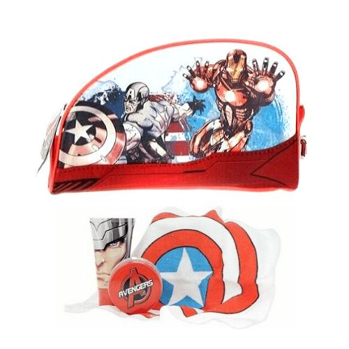 Παιδικό Σετ Avengers Premium Travel Bag