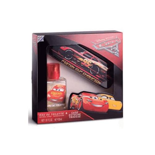 Παιδικό Σετ Cars με EDT Άρωμα 30ml & Κασετίνα