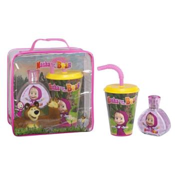 Παιδικό Σετ Masha and The Bear Perfume Bag