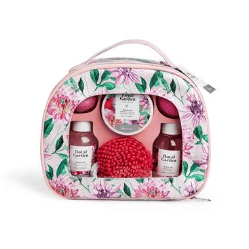 Σετ Δώρου Περιποίησης Royal Garden 5pcs Bag της IDC