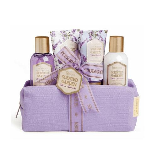 Σετ Δώρου Περιποίησης Scented Garden 4pcs Warm Lavender της IDC